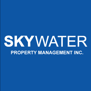New website for Skywater Property Management Inc